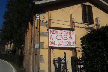 """fare-ricerca-enrico-mariani-""""Io-non-resto-a-casa-dal-24-agosto-2016""""-Arquata-del-Tronto-21-marzo-2020-foto-di-Carlo-Cappelli"""